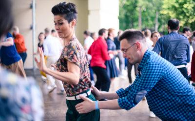 Танцы в стиле SWING